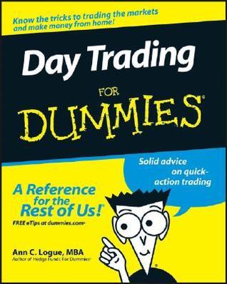 Trading Diario - Los Mejores Libros de Trading Day Trading for Dummies Ann C Logue